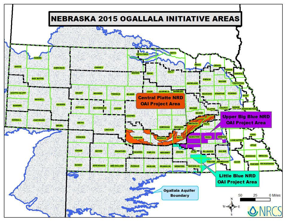 USDA invests $1.8M to conserve, improve water     columbustelegram.com
