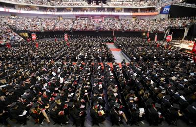 UNL Graduation 2017