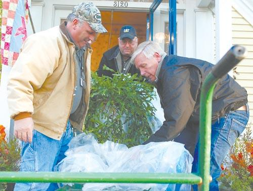 100-year-old Christmas cactus moved to CCH
