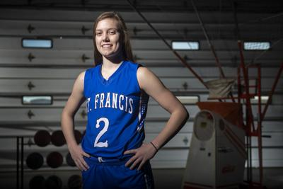 St. Francis star and NU recruit Allison Weidner sets no limits