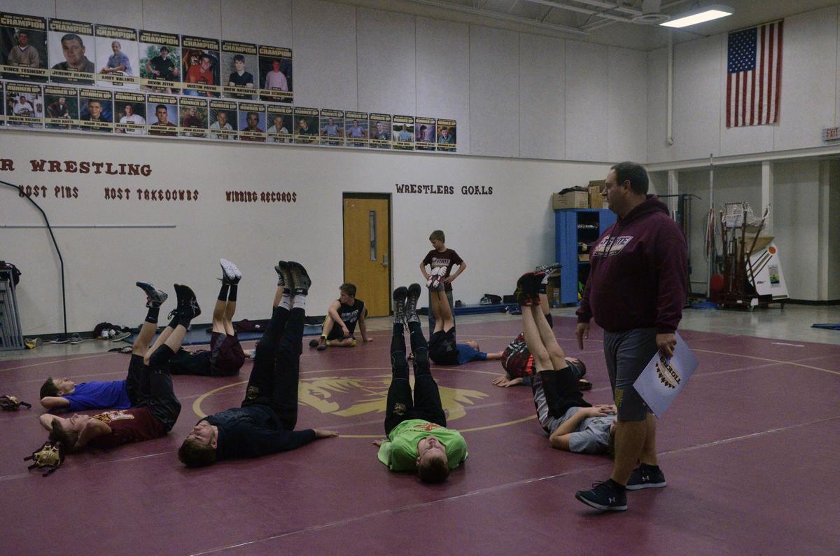 East Butler Wrestling