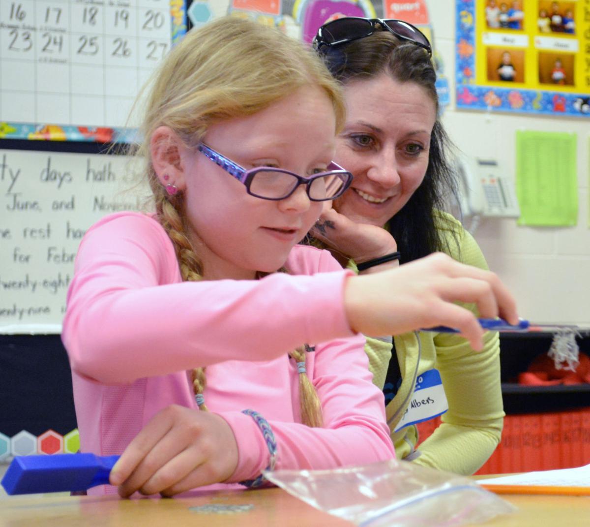 Parent involvement Centennial Elementary School