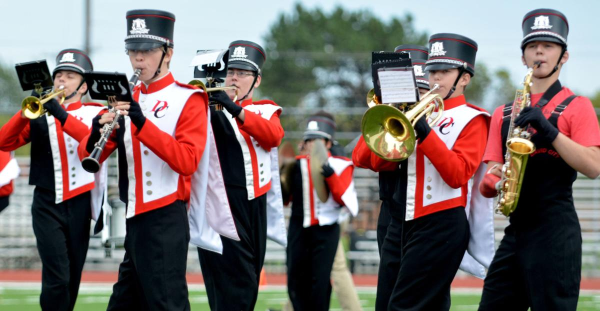 David City marching band