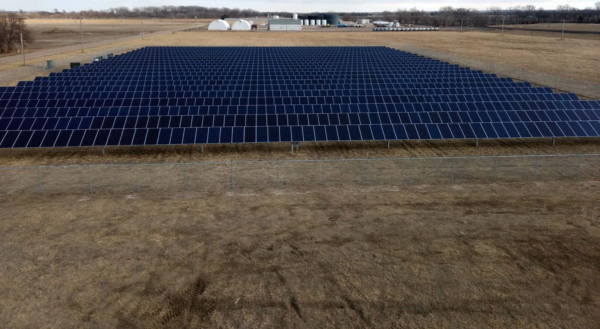 Schuyler Solar Farm