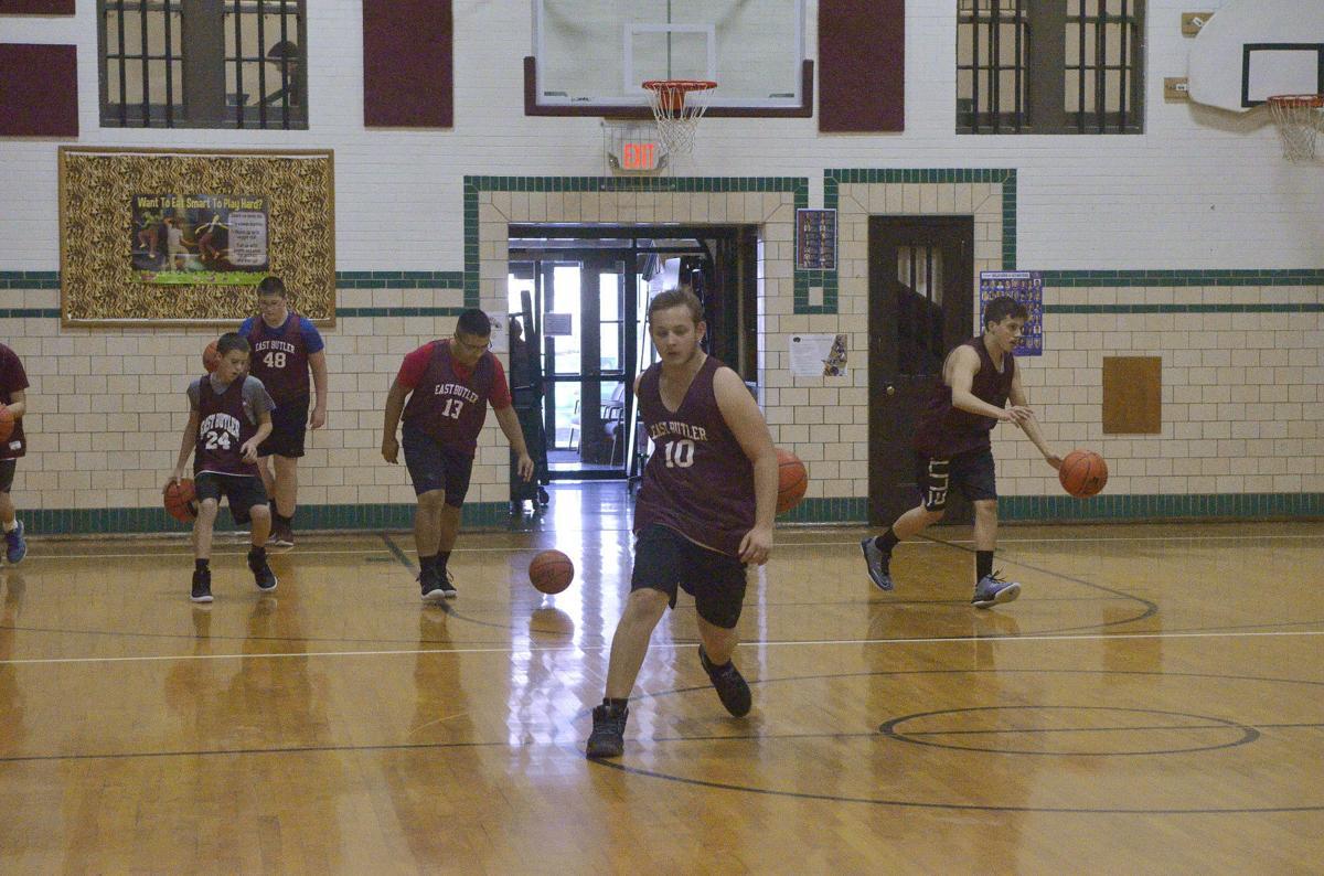 East Butler Boys' Basketball 2