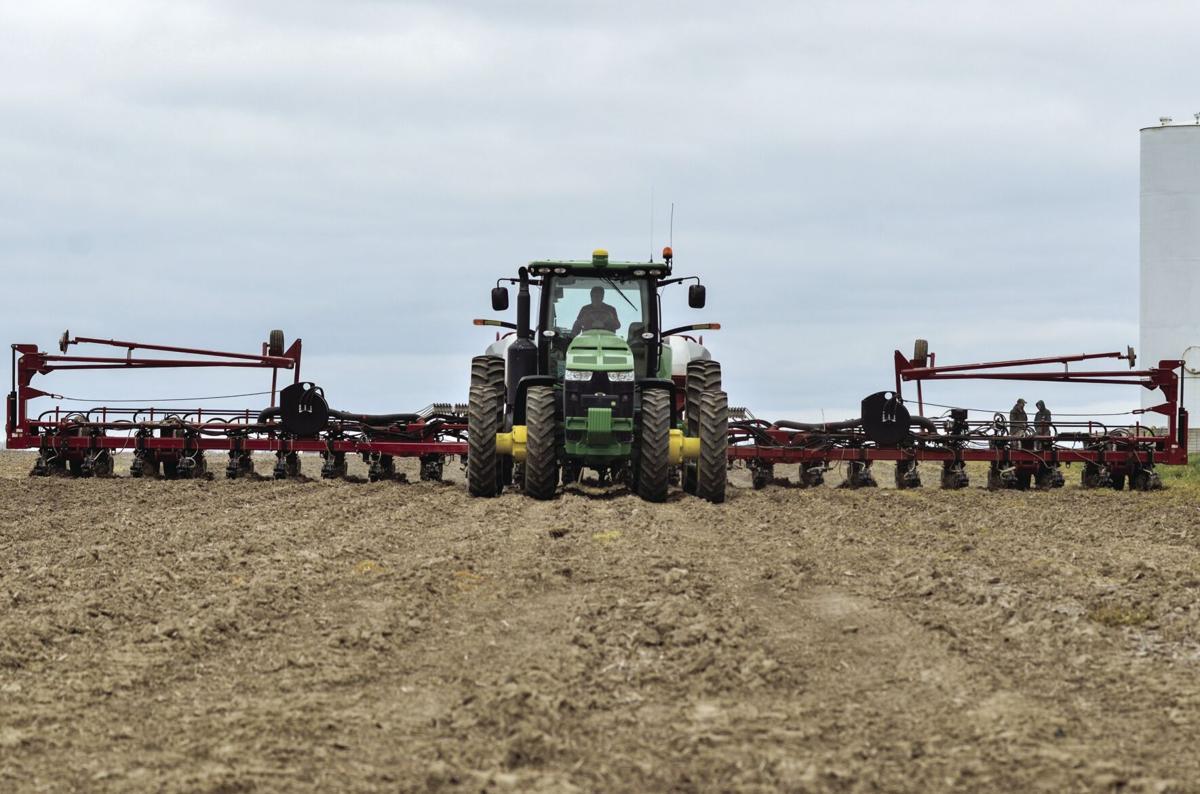 Spring farming 2021