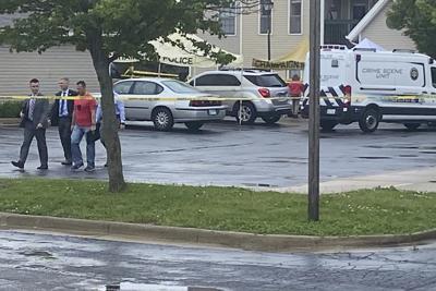 Police Shooting Illinois