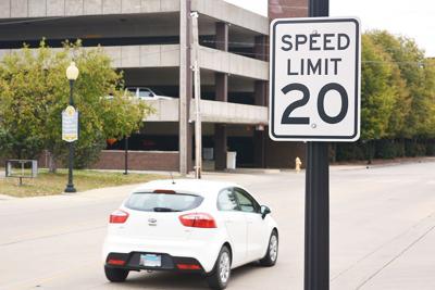 Danville Police crack down on speeding