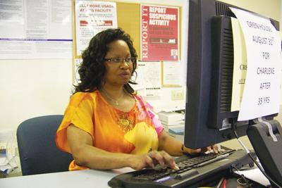 Image result for DMV Clerk