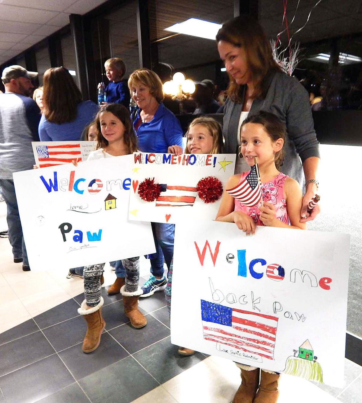 Area veterans visit Washington, D.C.