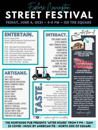 Covintgon Street Festival
