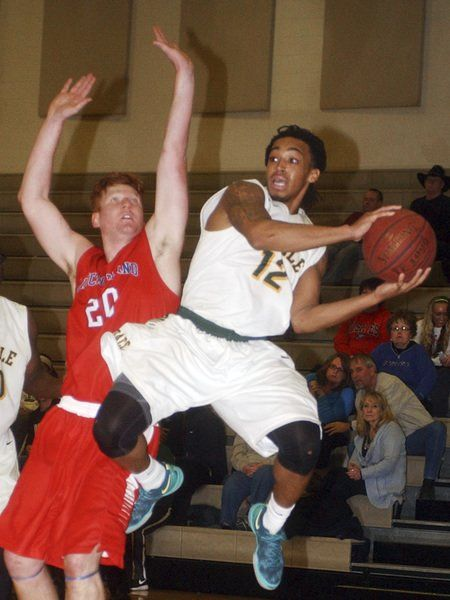 Jaguars rally to beat Loggers