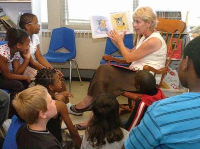 East Park Reading teacher