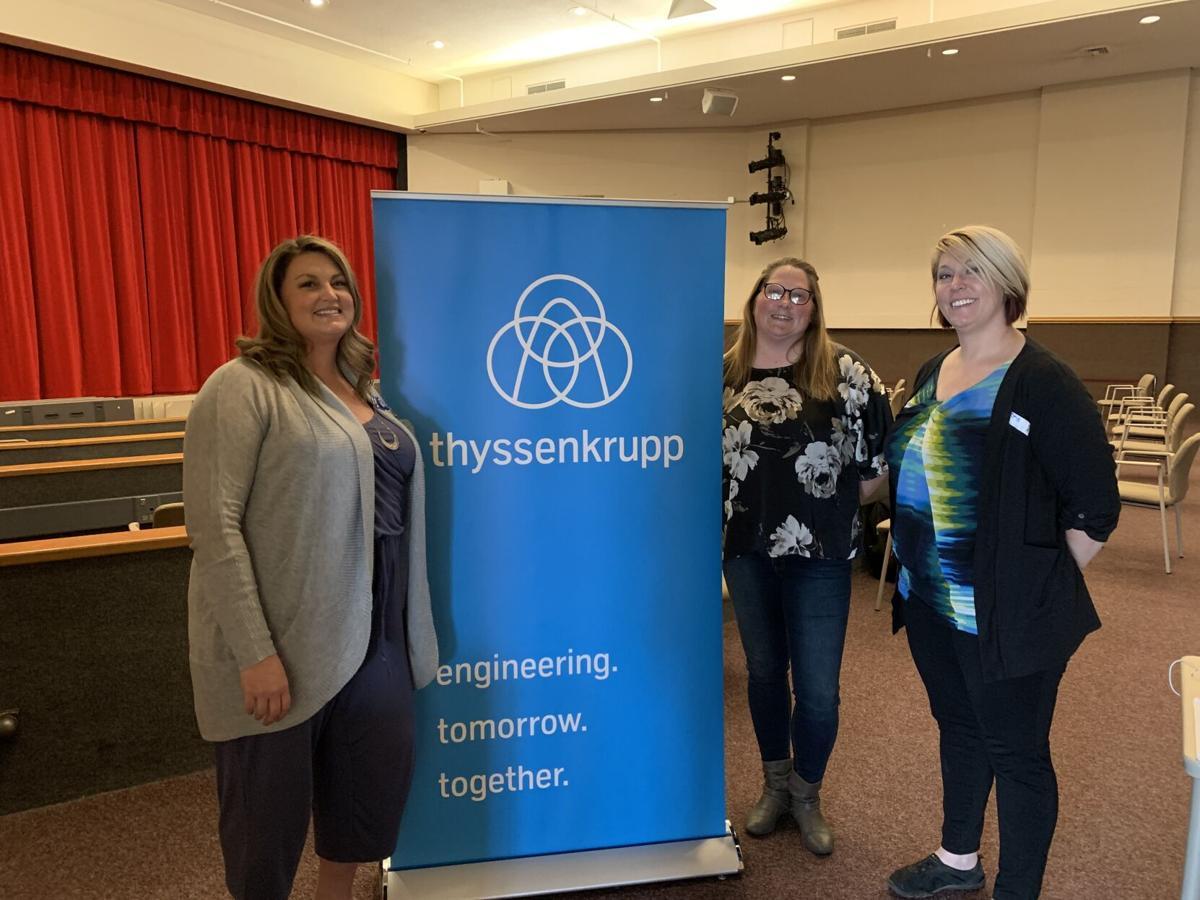 Thyssenkrupp job fair