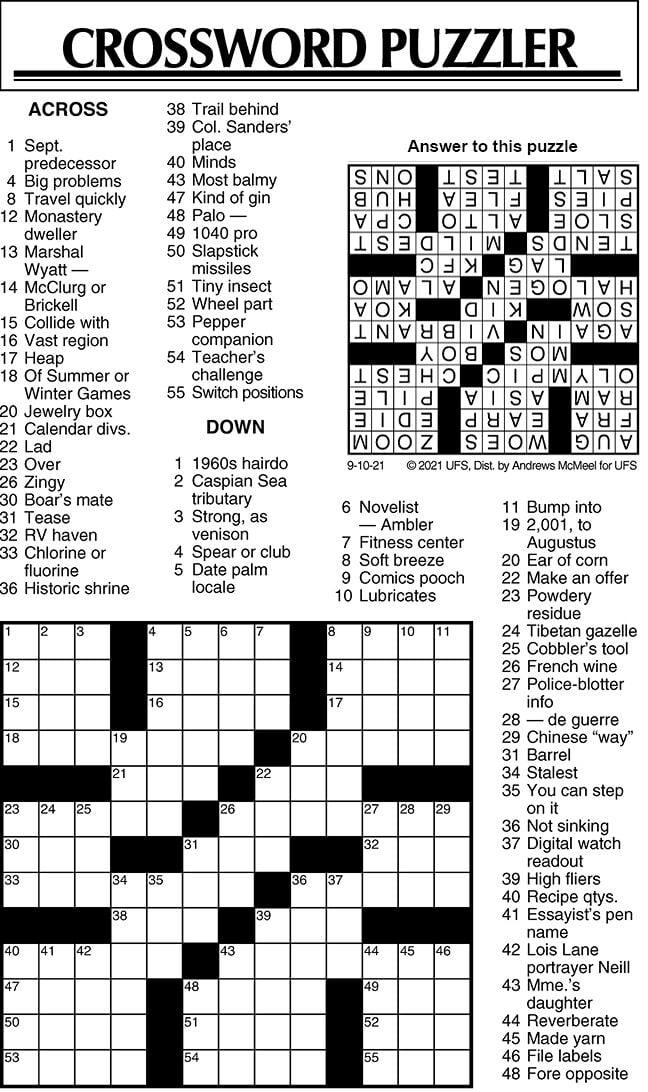 Puzzle 091021