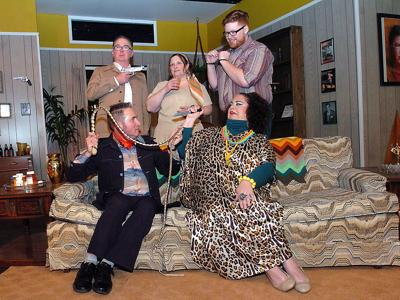 'Deathtrap' takes to the stage