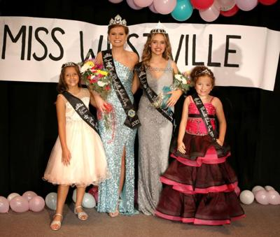 Pageant Royalty in Westville