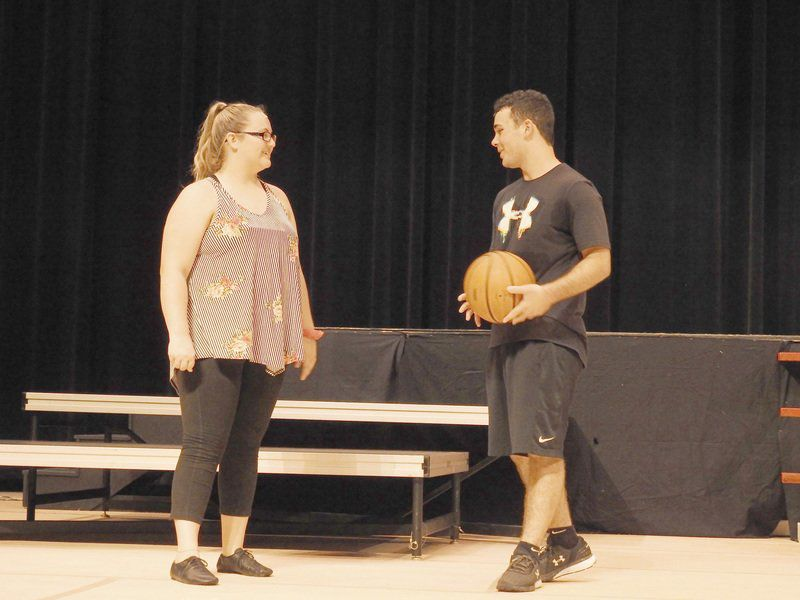 Teens take charge in 'High School Musical'