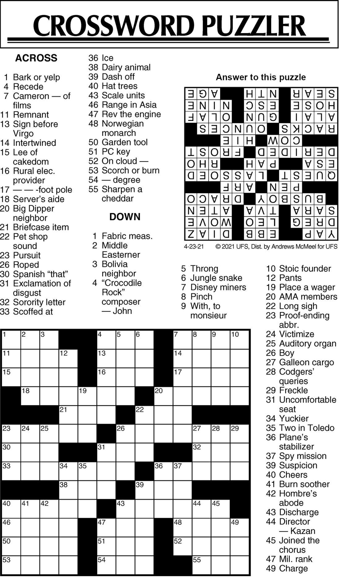 Puzzle 042321