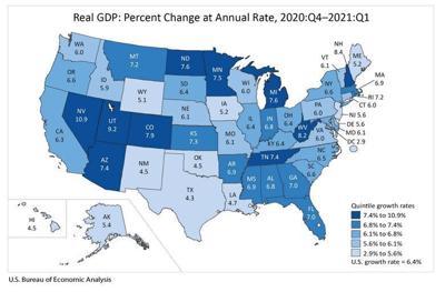 Illinois-GDP growth 063021