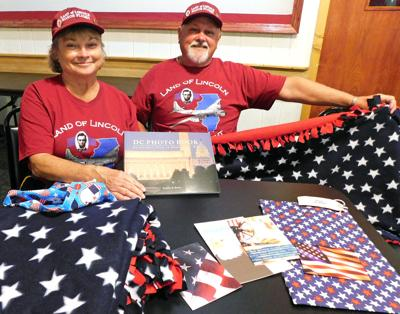 Honor Flight touched couple's hearts