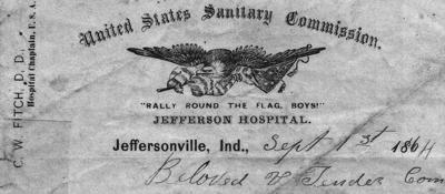 Disease claimed many soldiers in Civil War