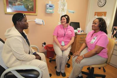 Clinic meets women's special needs | Local News | commercial