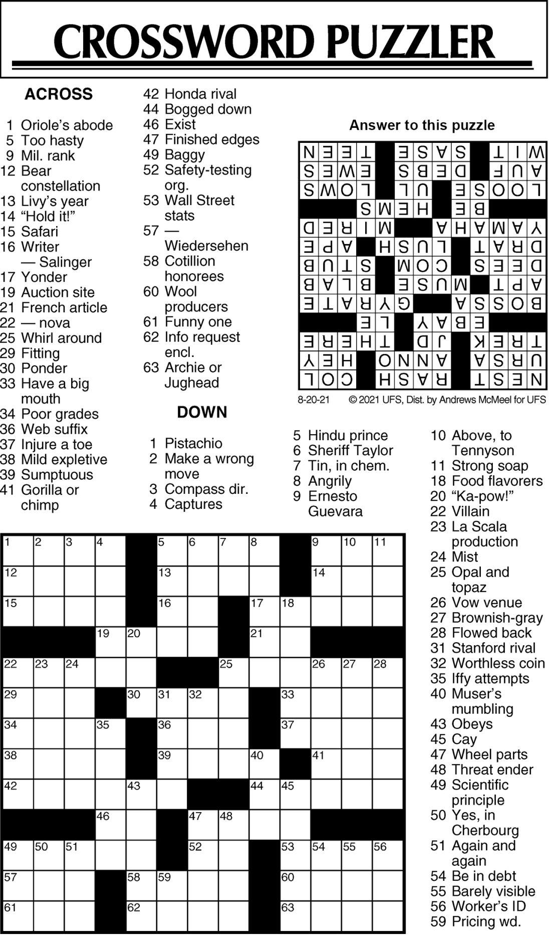 Puzzle 082021