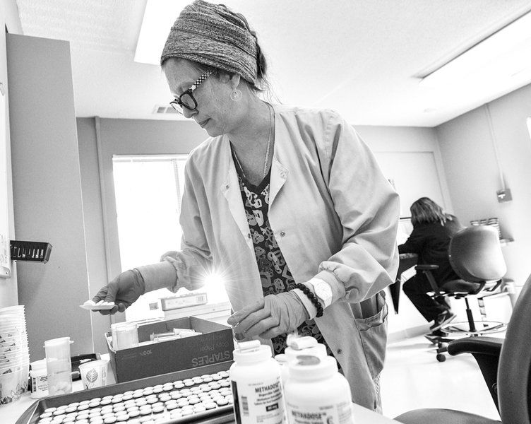 Medication eases opioid dependency | State News | commercial