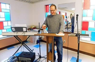 Churches put worship services online
