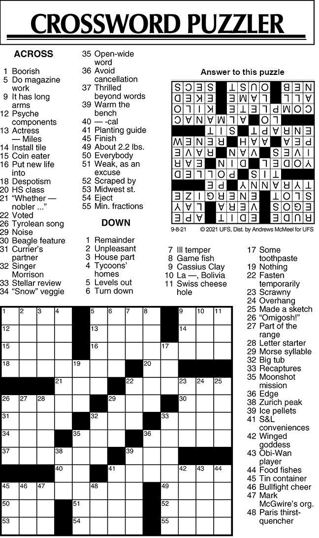 Puzzle 090821