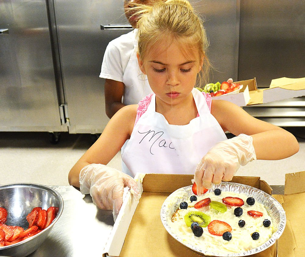 Class refines culinary skills