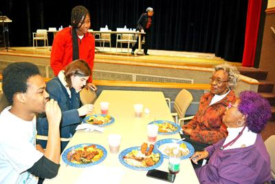 Residents share stories about local black history