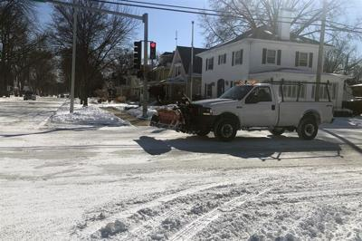 Snow in Springfield 021621