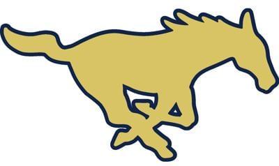 FC Mustang logo