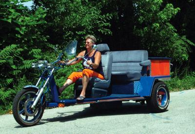 trikers like their rides other riders local news commercial