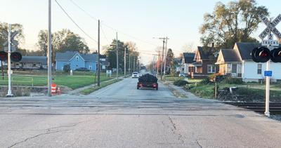 RR crossing gates to be installed
