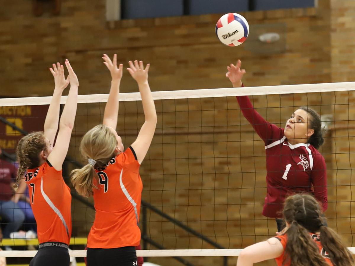 Westville beats Danville in 3 sets | Sports | commercial