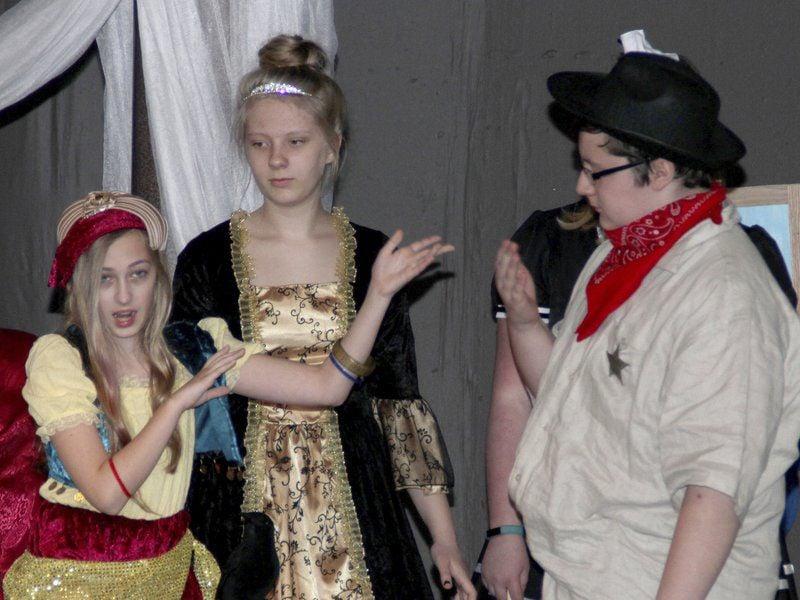 Children to present madcap comedy