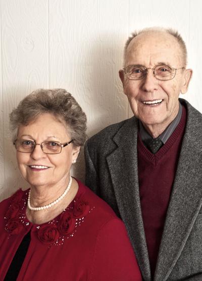 Mr. and Mrs. Robert Cunningham