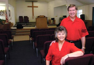 Couple marks 25 years at church | Local News | commercial-news com