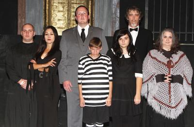 Addams family's weird world to delight audiences