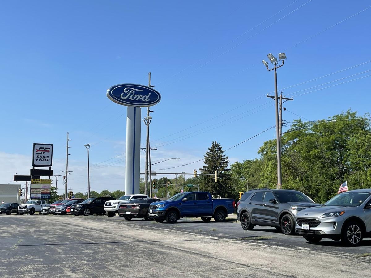 Courtesy Ford in Danville