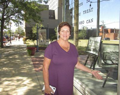 Windows project to help spruce up downtown