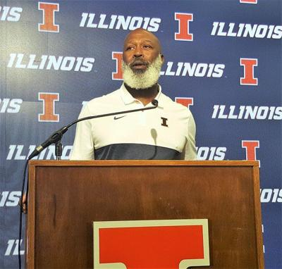 Smith has high expectations for Illini