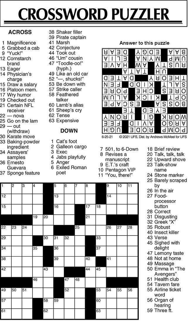 Puzzle 062521
