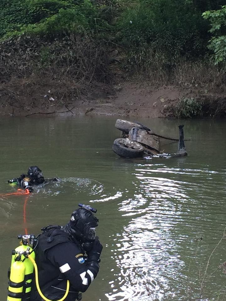 Body found in Warren County Creek