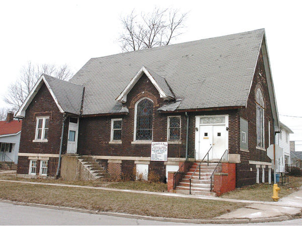 tabernacle building