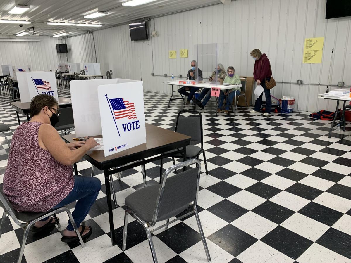 Voting in Tilton