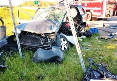 Six hurt in accident on Indiana Route 63 | News | commercial